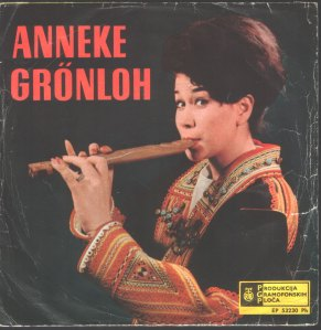 Anneke sings on serbo-croatian language on this old Yugoslavian recording?