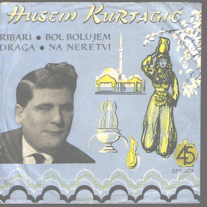 HUSEIN KURTAGIĆ
