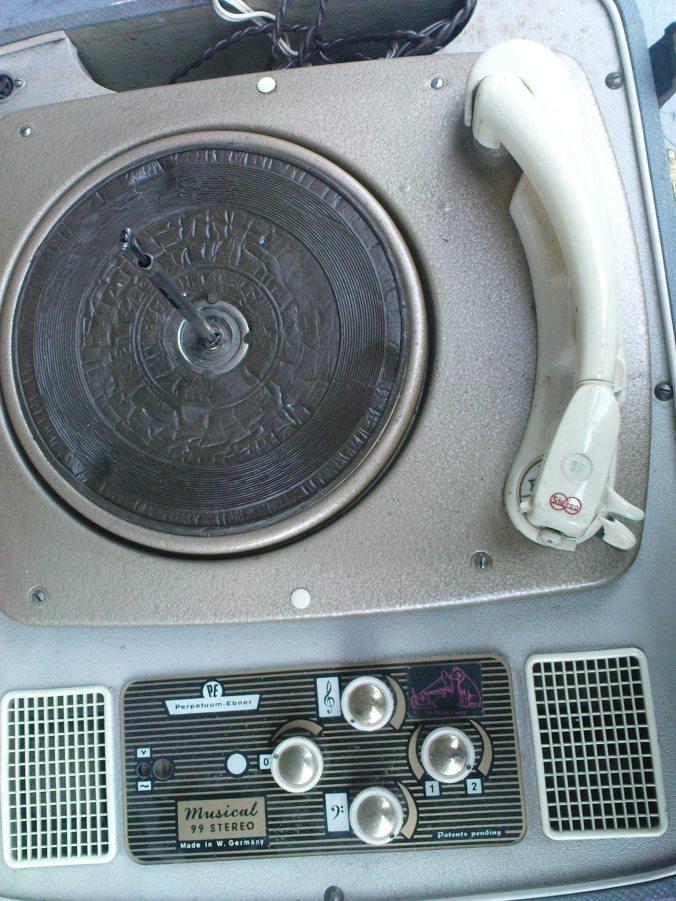 PERPETUUM EBNER gramphone 2