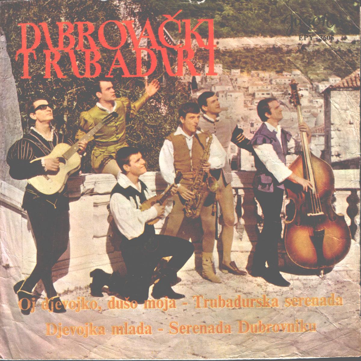 Dubrovački Trubaduri - Spavaj, Spavaj Draga