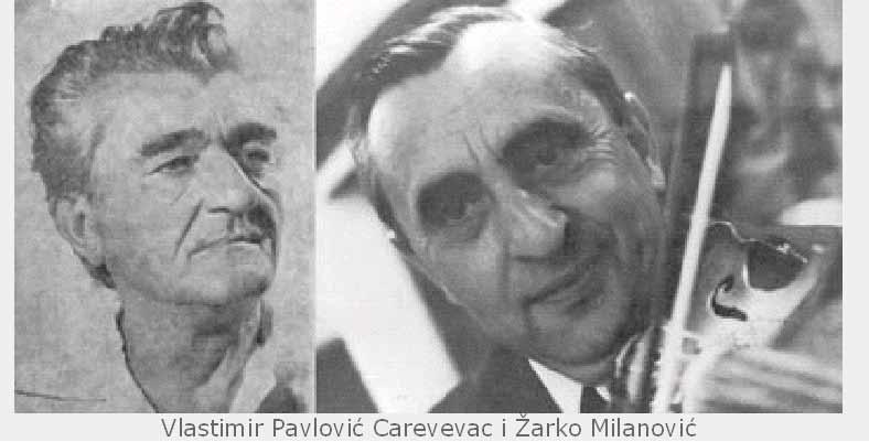 istorija - Istorija radio – pevanja narodne muzike 07-carevac