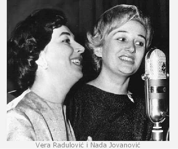 istorija - Istorija radio – pevanja narodne muzike 12-vera-radulovic