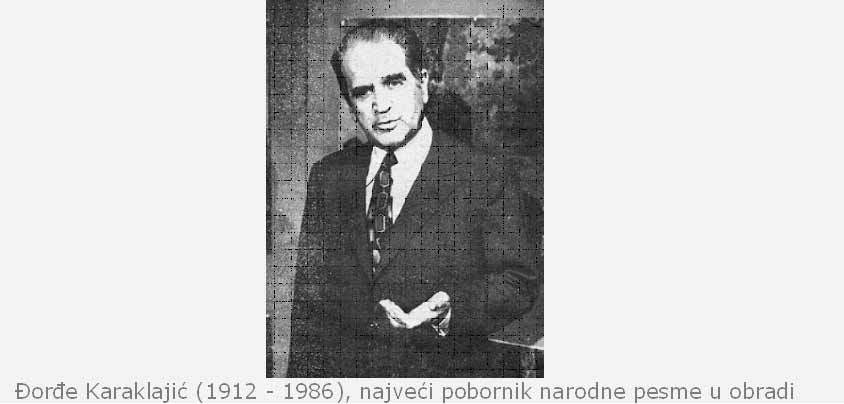istorija - Istorija radio – pevanja narodne muzike 15-djordje-karaklajic