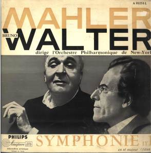 GUSTAV MAHLER Simphonie No 1 a