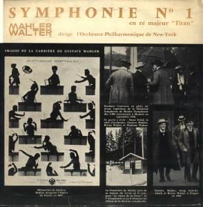 GUSTAV MAHLER Simphonie No 1 b