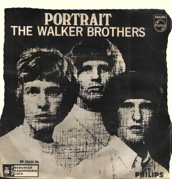 WALKER BROTHERS Portrait a