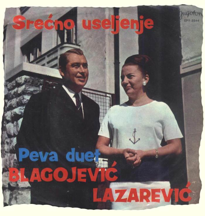 Duet BLAGOJEVIC LAZAREVIC a