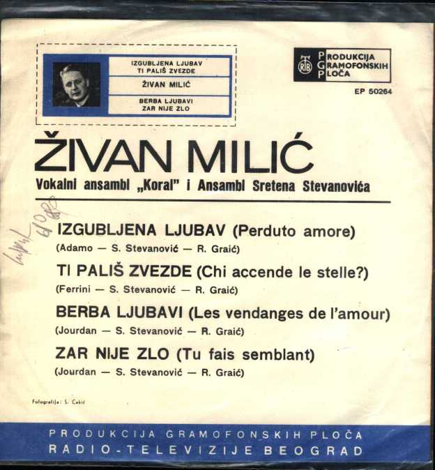 ZIVAN MILIC 2
