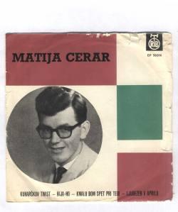 MATIJA CERAR a