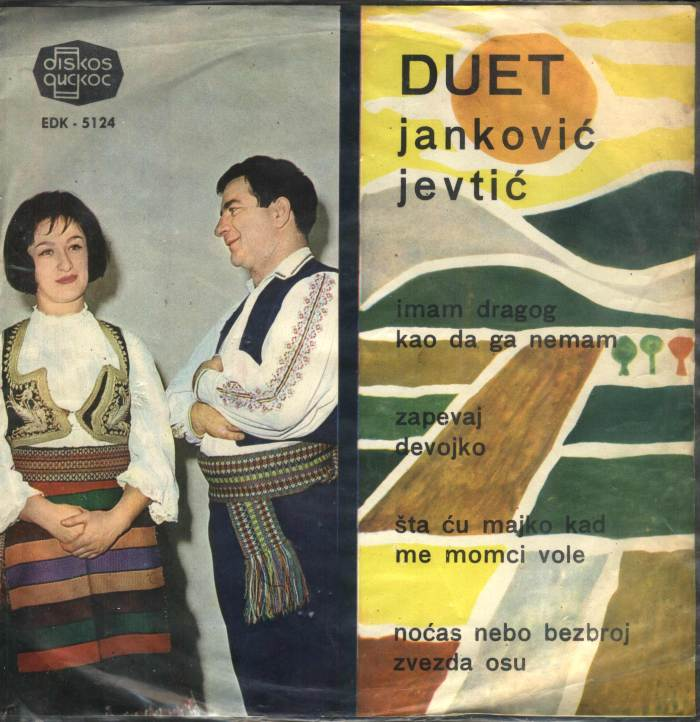 Duet JANKOVIC JEVTIC a