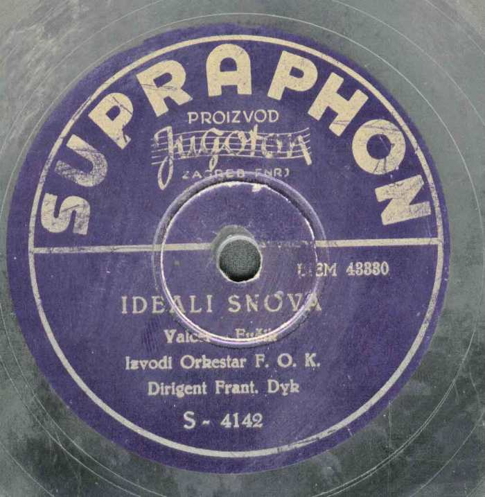 Orkestar FOK-Ideali-snova S-4142 43330