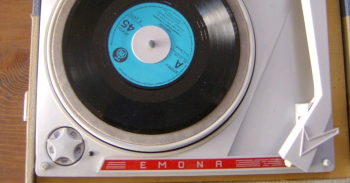 gramofon ISKRA Emona 4
