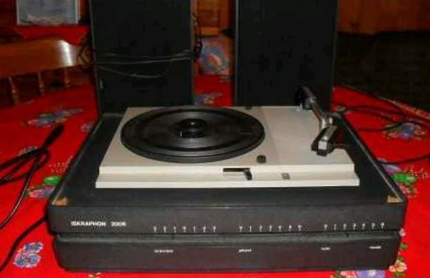 gramofon ISKRA Iskraphon 2006