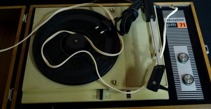 gramofon ISKRA Iskraphon 71 1