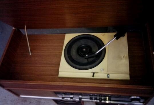 gramofon radio ISKRA Savica 1