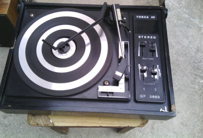 gramofon Tosca 20 GP 5660 1
