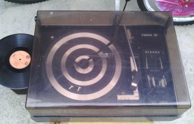 gramofon Tosca 20 GP 5660 2