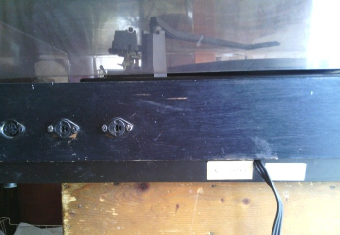 gramofon Tosca 20 GP 5660 3
