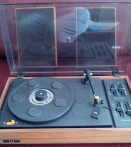 Gramofon TRUBADUR 1
