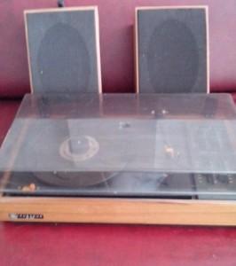 Gramofon TRUBADUR 2