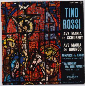 TINO ROSSI Ave Maria 1