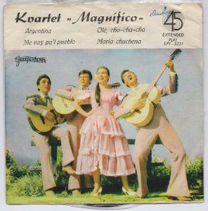 Kvartet MAGNIFICO Argentina A