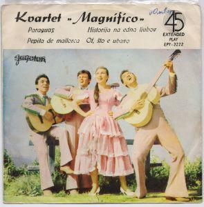 Kvartet MAGNIFICO Paraguay A