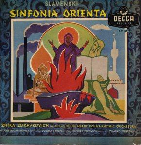 SLAVENSKI Sinfonia orienta A