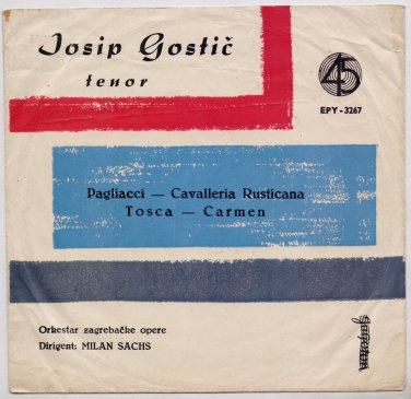 JOSIP GOSTIC Tenor 1
